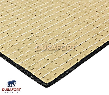 Durafort Carpet underlay is now available in stitch paper backing