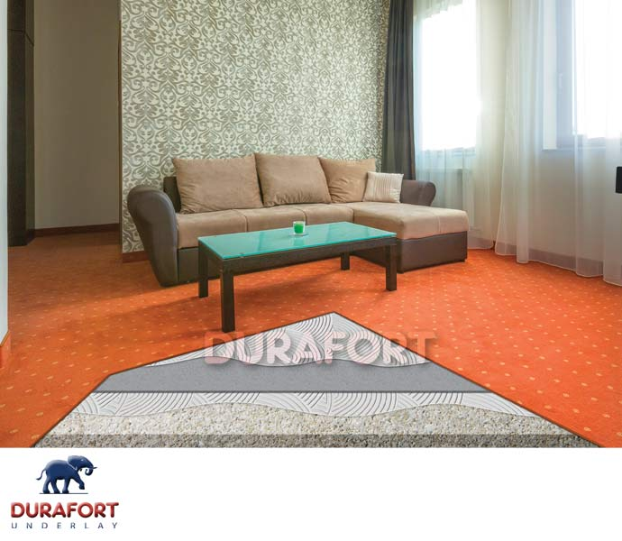 Installing A Carpet Underlay Yourself Guide To Fitting Underlay