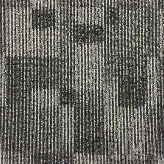Square Floor Carpet Tiles In Black Color Rainbox Ct Carpet