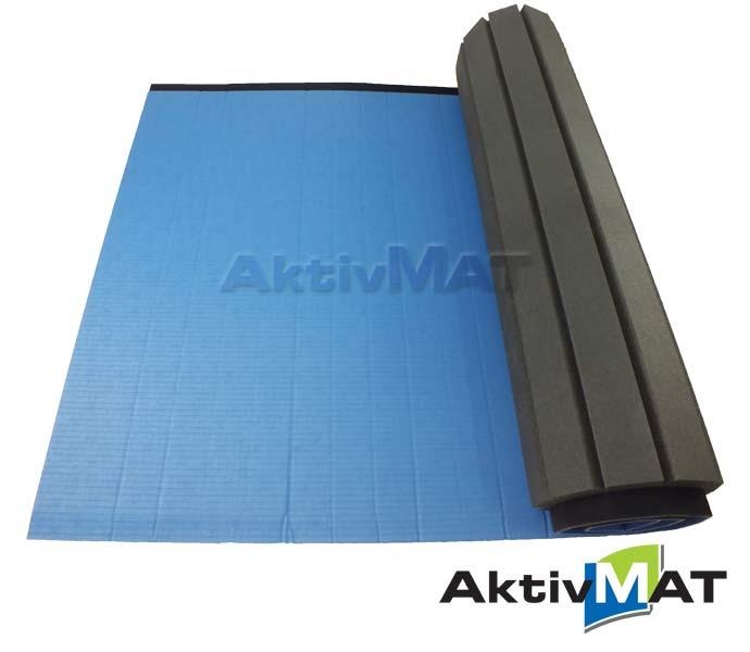40mm Thick Foam Roll Mats | Martial Art Mats - AKTIV MAT