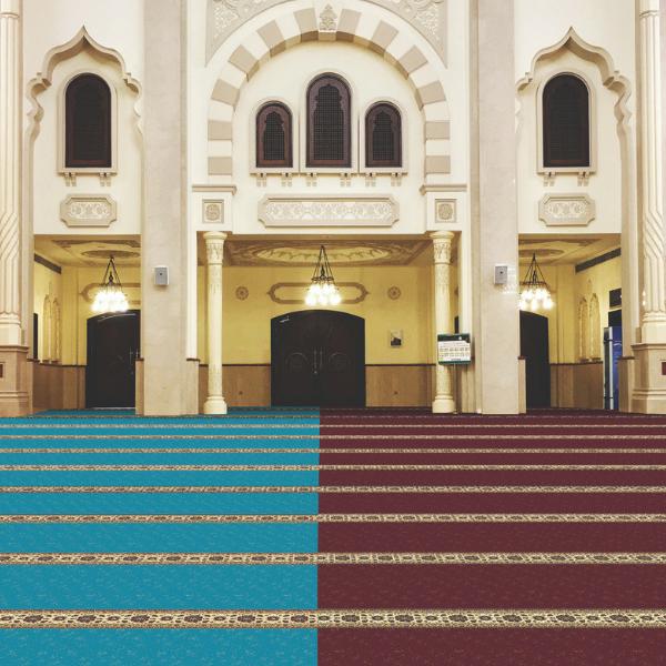 Mosque Carpet Supplier Malaysia   Az-Zuha Mosque