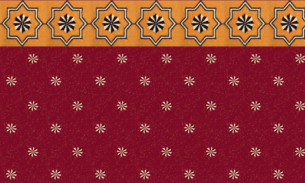 Al Aqsa Mosque Carpet Malaysia 69r Maroon Roll Carpet